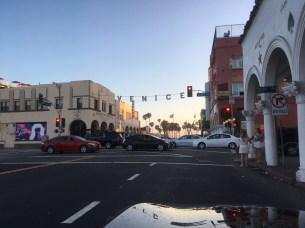 Venice Beach sign LA