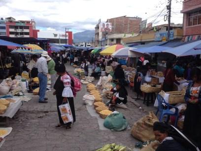 Plaza de Panchos mercado