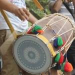 Lafayette Holi Festival 2018 Dhol drum