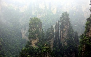 backpacking in hunan