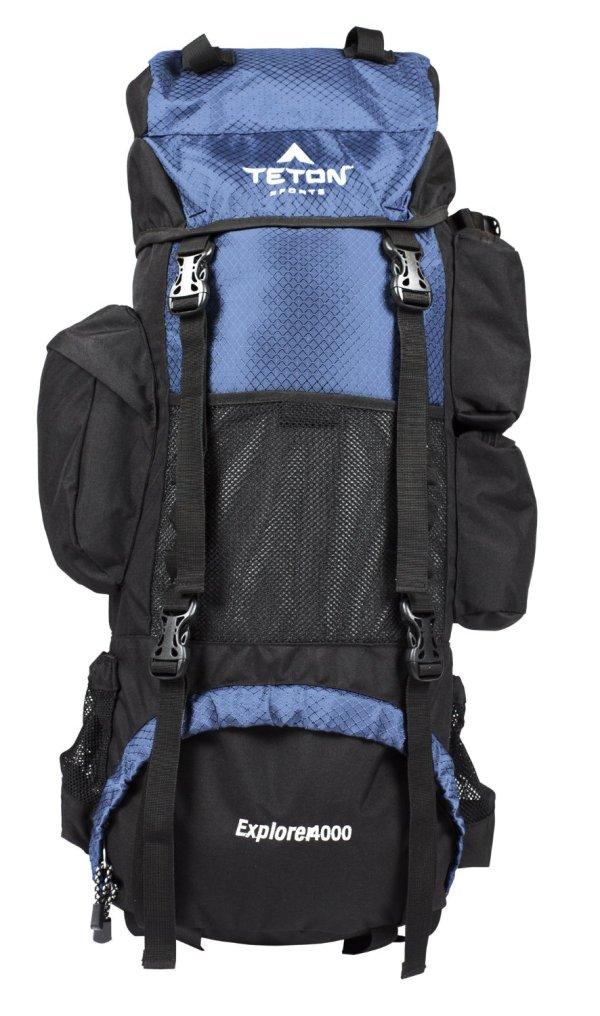 9133140ae1d TETON Sports Explorer4000 Internal Frame Backpack   Backpack Outpost