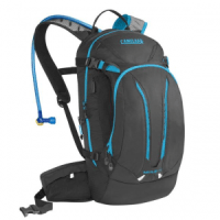 Camelbak Mule NV Hydration Pack (CHARCOAL / ATOMIC BLUE)