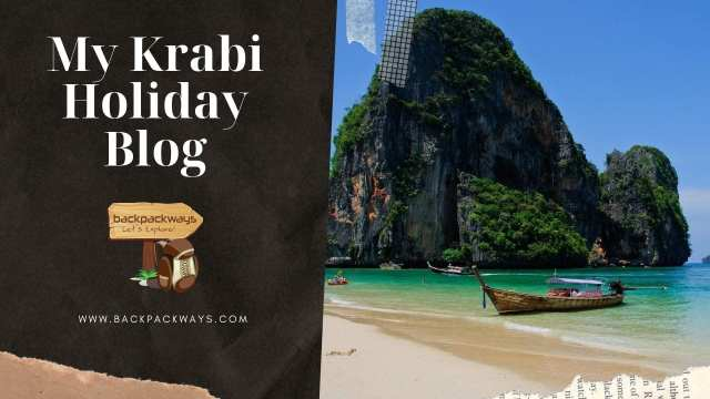 krabi holiday blog