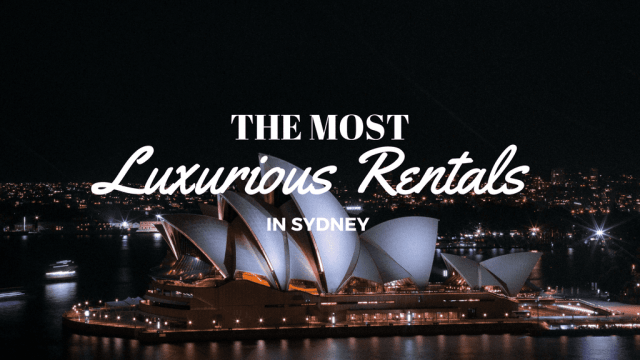 Luxurious Rentals Sydney