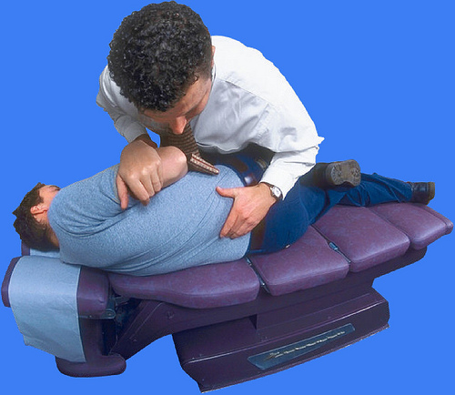 chiropractor photo