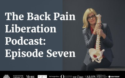 BPL7: How Cathryn Jakobson Ramin Trains to Beat Back Pain