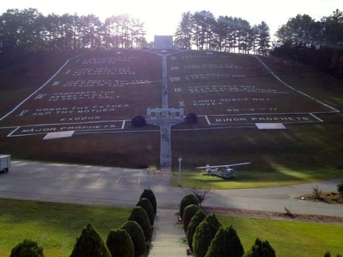 Fields of the Wood Ten Commandments