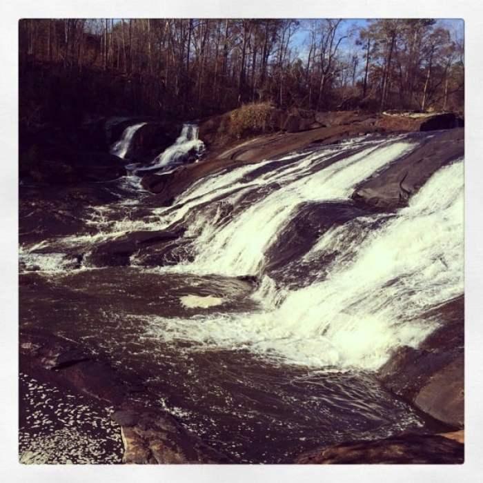 High Falls State Park Georgia