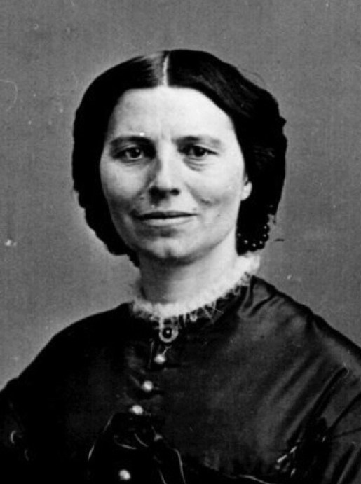 Clara Barton by Mathew Brady 1865 - What Clara and Henry Taught Me: Quotes About Change