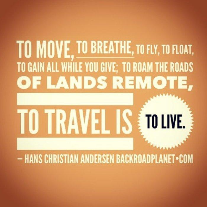 Hans Christian Andersen Travel Poem Meme
