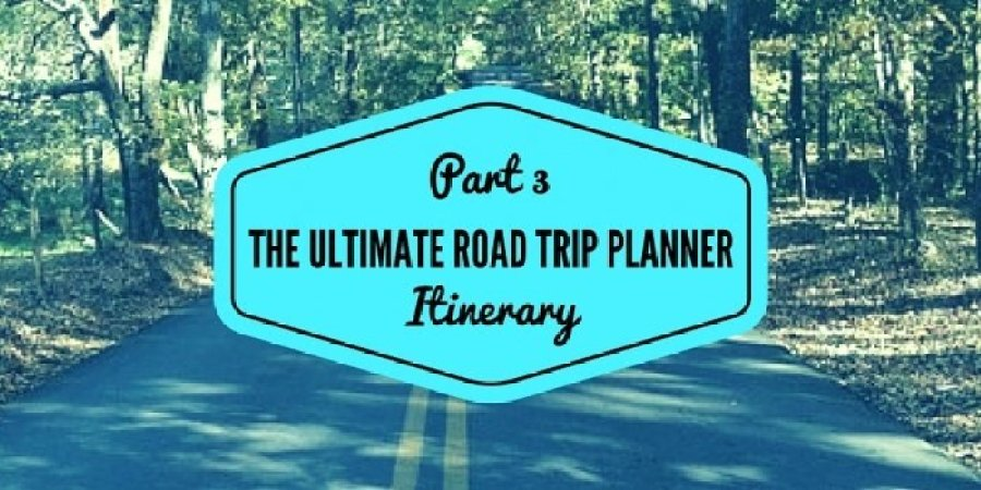 Copy of Copy of PART 1  PRE PLANNING 1 - Design Your Own Tennessee Road Trip