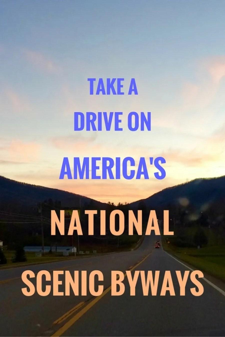 Take a Drive on America's-6