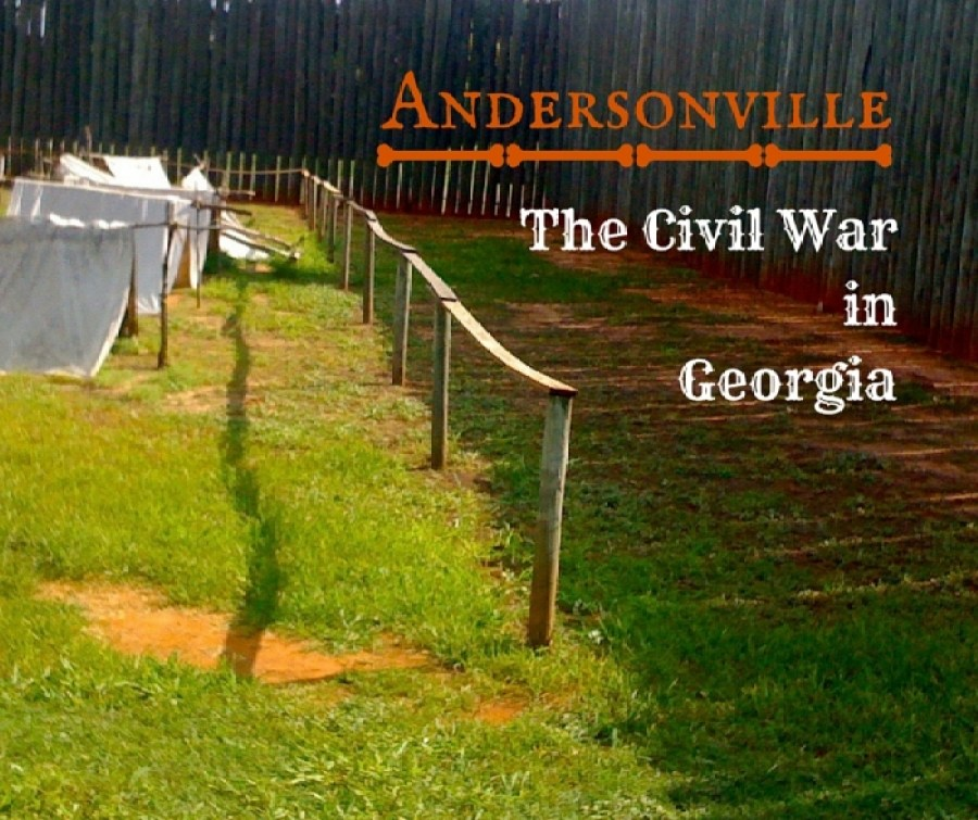 Andersonville 4 - Design Your Own Georgia Road Trip (USA)