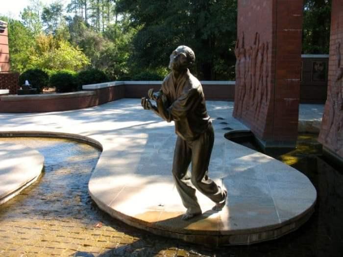 Andersonville NHS POW Museum Sculpture