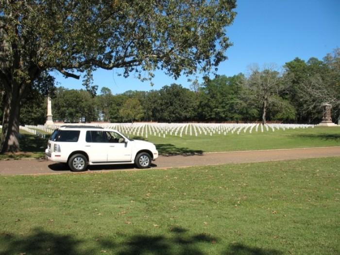 Andersonville NHS National Cemeterey