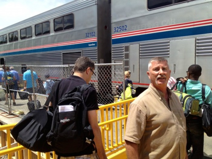 IMG 2424 - Take the Amtrak Auto Train from Florida to Virginia
