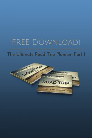 FREE Download 4 1 - Free Download: The Ultimate Road Trip Planner Part 1