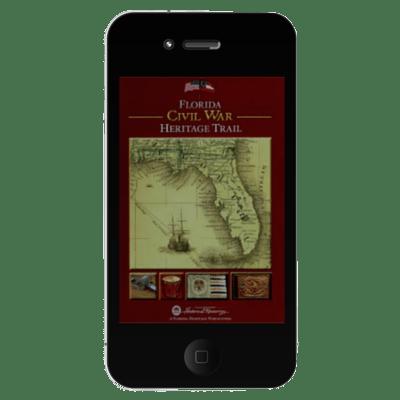 Florida Heritage Trails Guidebook on iPhone - Florida Heritage Trail Guidebooks