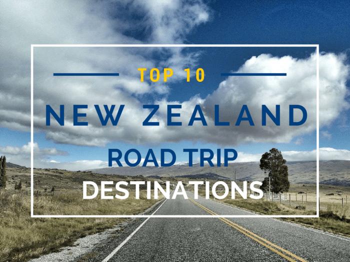 ADVANCED STUDIOPHOTOGRAPHY - Top 10 New Zealand Road Trip Destinations