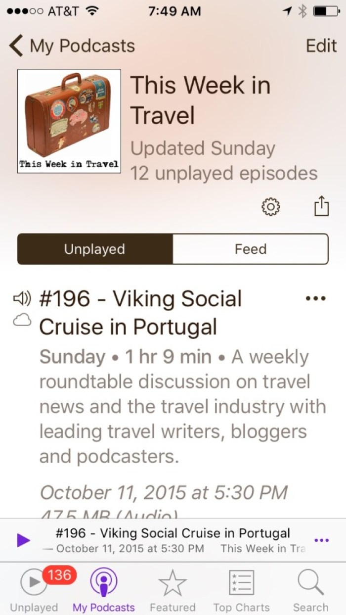 "IMG 9249 - Backroad Planet on ""This Week in Travel"" Podcast #196"