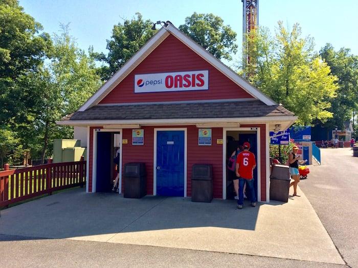 Indiana Holiday World Oasis