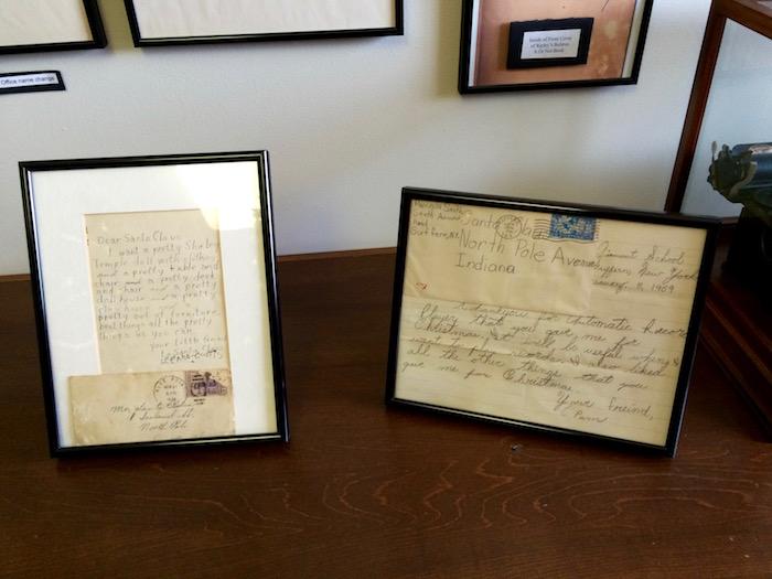 Vintage Santa Claus Letters