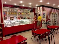 Malt Shop Santa's Candy Castle Indiana