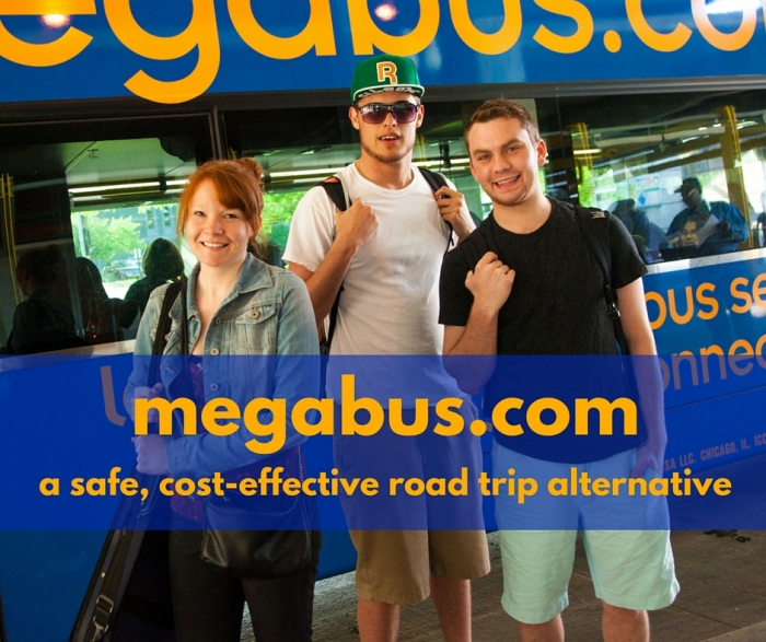 Megabus.com: A Safe & Cost-Effective Road Trip Alternative