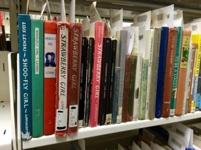 Books de Grummond Collection Hattiesburg
