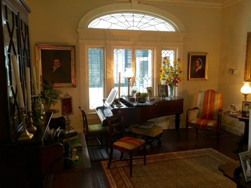 The Linden Bed and Breakfast Natchez Mississippi Piano