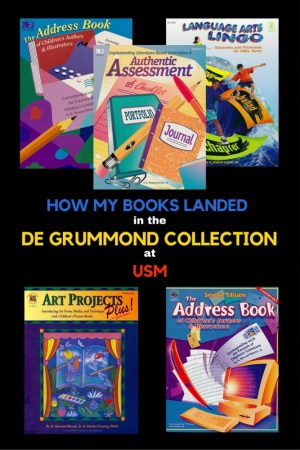 barcelona 2 - How my Books Landed in the de Grummond Collection at USM