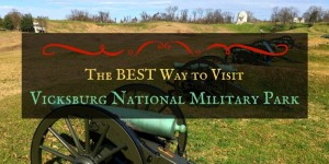 Vicksburg National Military Park 5 300x150 - Brices Crossroads & Tupelo National Battlefield: Mississippi's Final Stands
