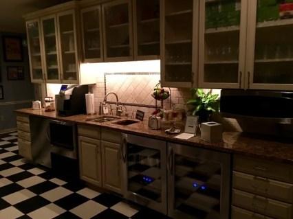 Guest Kitchen Fairview Inn Jackson Mississippi