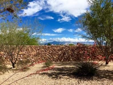 View Santa Catalina Mountains Tucson Arizona