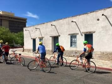 La Casa Cordova Tucson Arizona Bike Tours