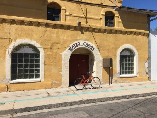 Teatro Carmen Tucson Arizona