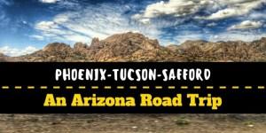 Phoenix Tucson 5 - Safford to Pinetop-Lakeside: An Arizona Road Trip