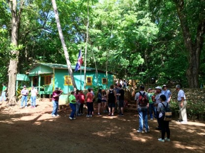 Fathom Impact Travel Reforestation Dominican Republic