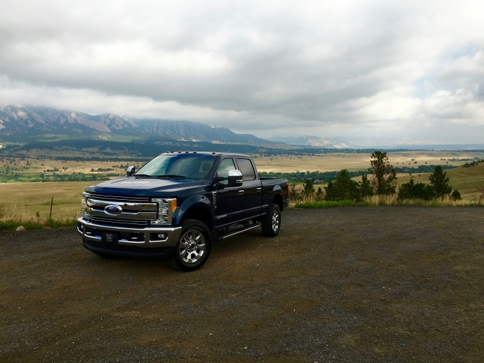IMG 4507 - The All-New 2017 Ford Super Duty Owns Recreation!