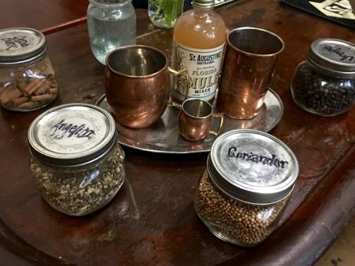 St Augustine Distillery Cocktail Ingredients
