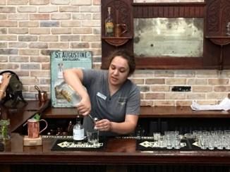 St Augustine Distillery Cocktail