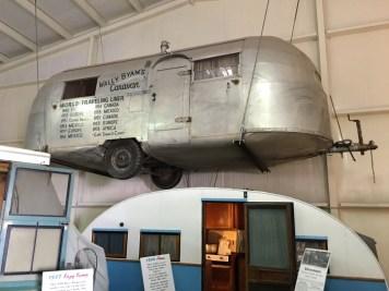 RV Museum Airstream
