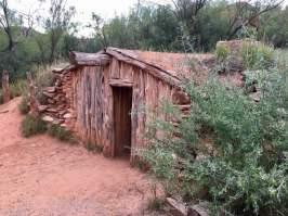 Goodnight Dugout Palo Duro Canyon Texas