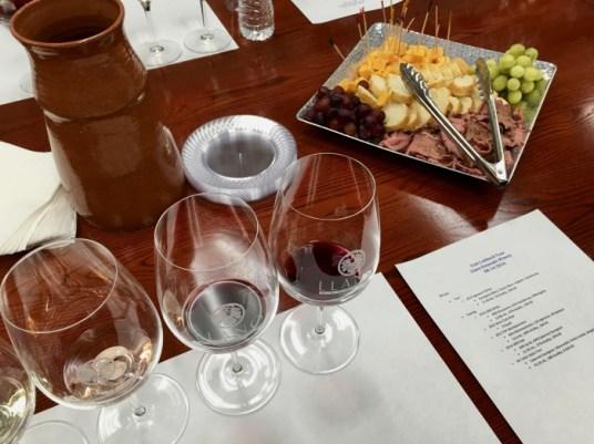 Llano Estacado Winery Tasting