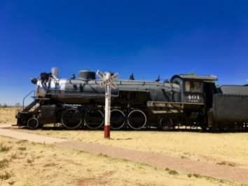 Locomotive National Ranching Heritage Center Lubbock Texas