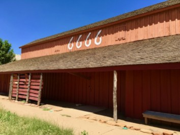 Barn National Ranching Heritage Center Lubbock Texas