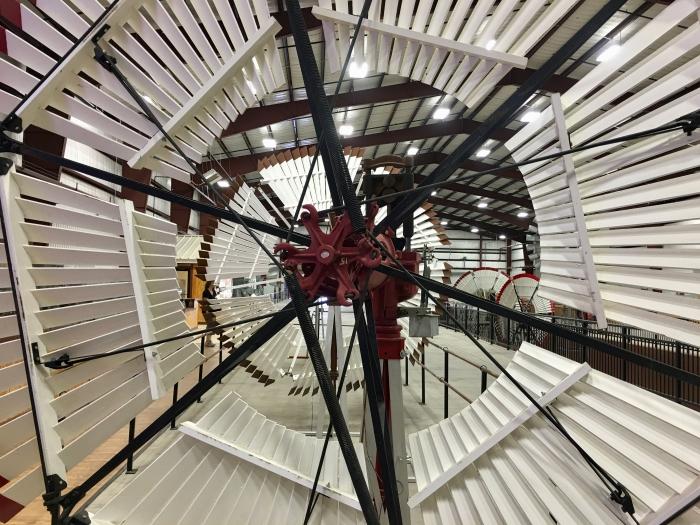 American Wind Power Center Lubbock Texas
