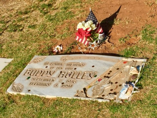 Buddy Holley Grave Lubbock Texas