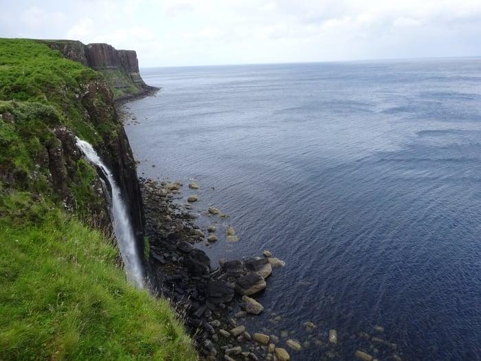 mealt waterfall kilt rock - The Best Of Skye: A 3-Day Road Trip Itinerary