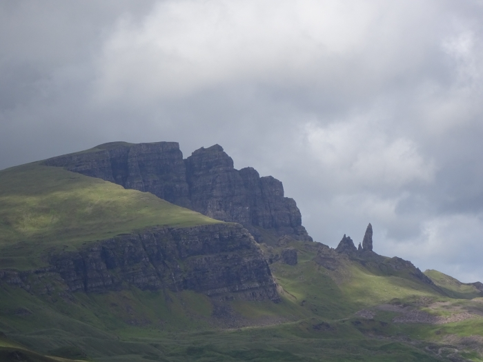 old man of storr and cliffs - The Best Of Skye: A 3-Day Road Trip Itinerary
